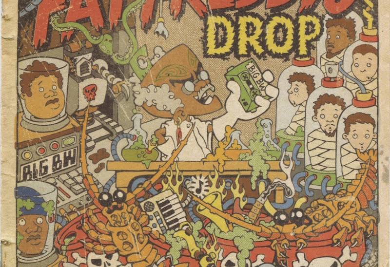 Fat Freddy's Drop - The Big BW